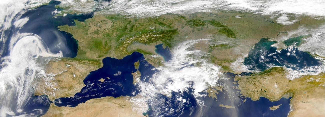 Mediterraneoa mehatxupean, beroketa globala eta azidifikazioa tarteko