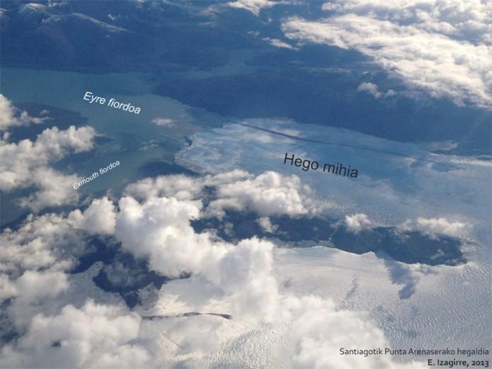 Pio XI, Patagoniako miraria