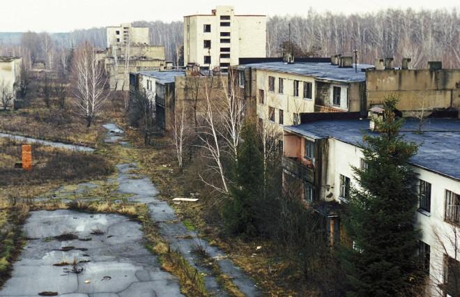 Adaptazio postnuklearra: Txernobylgo txorien adibidea