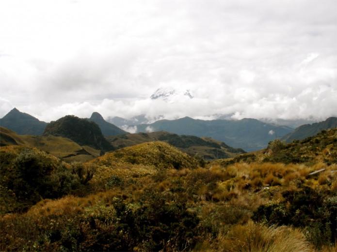 Cotopaxi: Ekuatorean ere gara daitezke glaziarrak